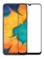 Película De Gel 5d Samsung Galaxy A20 Nano Gel - Para Samsung