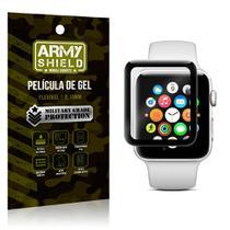 Película de Gel Apple Watch Series 1 2 3 - 42mm - Armyshield -