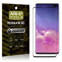 Película de Gel Blindada Galaxy S10 Plus - Armyshield -