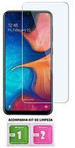 Película De Gel Cobre 100% A tela Samsung Galaxy A30S - Dv Acessorios