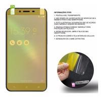 Película De Gel Cobre 100% O Display Asus Zenfone 4 Max ZC554KL - Dv Acessorios