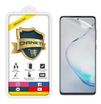 Película De Gel Flexível Para Galaxy Note 10 Lite Tela 6.7 Full Cover - Cobre as Bordas Curvadas - Danet
