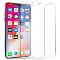 Pelicula de Gel Iphone X Cobre a Tela Toda - Hrebros