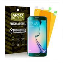Pelicula De Gel  Samsung Galaxy S6 Edge - Diversos
