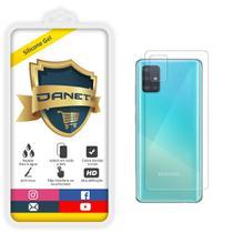 Película De Gel Traseira Galaxy A71 Tela 6.7 Proteção Verso - Danet