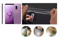 Película De Gel Verso Traseira Cobre 100% O Display Samsung Galaxy S9 G960 - Dv Acessorios