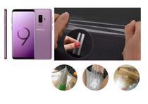 Película De Gel Verso Traseira Cobre 100% O Display Samsung Galaxy S9+ Plus G965 - Dv Acessorios