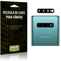 Película de Lente para Camera Galaxy S10 Plus - Armyshield -