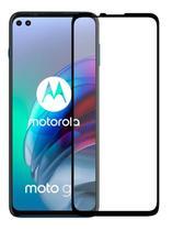 Película De Nano Gel 5D 9D Premium Flexivel Motorola Moto G100 / Moto G 5G Plus - Dv
