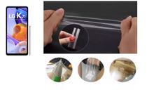 Película De Nano Gel Cobre 100% O Display LG K71 - Dv Acessorios