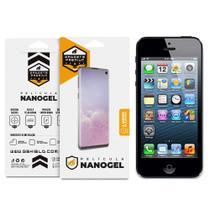 Película de Nano Gel Dupla para iPhone 5, iPhone 5S E iPhone SE - Gshield - Apple