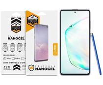 Película de Nano Gel Dupla para Samsung Galaxy Note 10 Plus - Gshield -