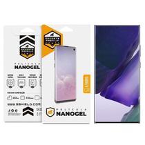 Película De Nano Gel Dupla Para Samsung Galaxy Note 20 Ultra - Gshield -