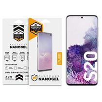 Película de Nano Gel Dupla para Samsung Galaxy S20 - Gshield -