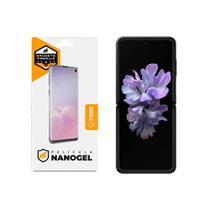 Película de Nano Gel Dupla para Samsung Galaxy Z Flip - Gshield -