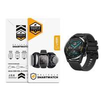 Película De Nano Gel Dupla Para Smartwatch Huawei Gt2 46mm - Gshield -