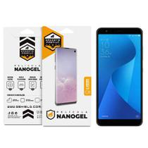 Película de Nano Gel Dupla para Zenfone Max Plus M1 - Gshield -