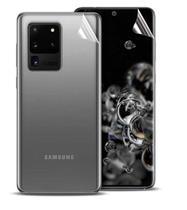 Película De Nano Gel Flexivel Frente e Verso Anti Risco Samsung Galaxy S20 ULTRA - Dv Acessorios