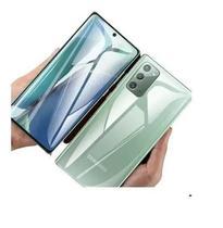 Película De Nano Gel Flexivel Verso e Frontal Anti Risco Samsung Galaxy Note 20 6.7 - Dv Acessorios