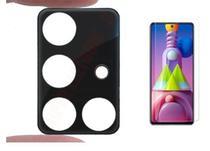 Película De Nano Gel Samsung Galaxy M51 + Película Nano Camera Lente - Dv
