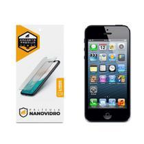 Película de Nano Vidro para iPhone 5, iPhone 5C e iPhone SE - Gshield - Apple