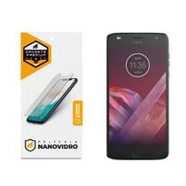 Película de Nano Vidro para Motorola Moto Z2 Play - Gshield -