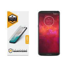 Película de Nano Vidro para Motorola Moto Z3 Play - Gshield -