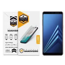 Película de Nano Vidro para Samsung Galaxy A8 Plus - Gshield -
