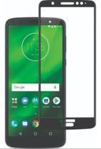 Película De Vidro 3d 4d 5d Com Borda Temperado Moto G6 Plus - Motorola