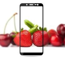 Película De Vidro 3d 6d Para Samsung Galaxy J6+ (J6 Plus) - Yellow Lens