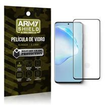 Película de Vidro 3D 9H Curvada Full Cover S20 - Armyshield -