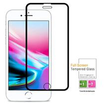 Película de Vidro 3D Blindada iPhone SE 2020 + Kit Limpeza - Encapar