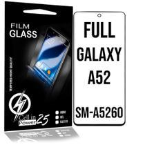 Película De Vidro 3d Borda Curvada Galaxy A52 A526 (Tela 6.5) CELL IN POWER 25 - Cell In Power25