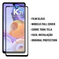 Película De Vidro 3D Borda Curvada LG K71 LMQ730BAW (Tela 6.8) CELL IN POWER 25 - Cell In Power25