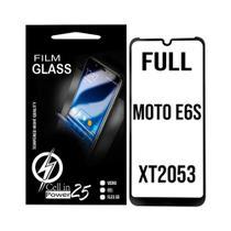 Película De Vidro 3d Borda Curvada Moto E6S XT2053-2 (Tela 6.1) CELL IN POWER 25 - Cell In Power25