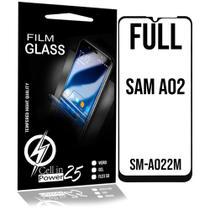 Película De Vidro 3d Borda Curvada Samsung A02 SM-A022M (Tela 6.5)  CELL IN POWER25 -