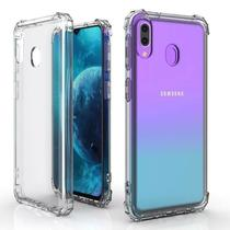 Película de Vidro 3D + Capa Anti Impactos Samsung Galaxy A10S 2019 - NAMAX
