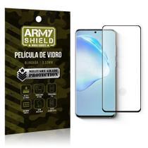 Película de Vidro 3D Cobre Tela Toda Blindada Galaxy S20 Plus - Armyshield -