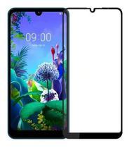 Película De Vidro 3d Com Borda LG K12 Max K12 Prime Q60 K50 - X-mart