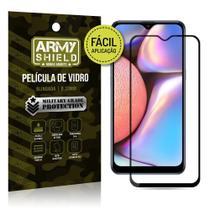 Película de Vidro 3D Fácil Aplicação Galaxy A10S - Armyshield -
