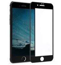 Película de Vidro 3D - Iphone 7 Plus e 8 Plus - PRETO - Lxl