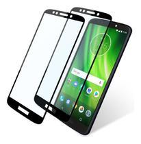 Película De Vidro 3d  Moto G6 / G6 Plus / G6 Play Tela Toda - Motorola