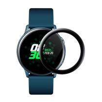 Película de Vidro 3D para Samsung Galaxy Watch Active 2 44mm SM-R825 e SM-R820 - Ltimports