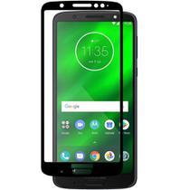 Película de Vidro 5D - Motorola Moto G6 Plus -
