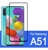 Película De Vidro 9d 9h Galaxy A51 - Cobre Toda Tela - Flex