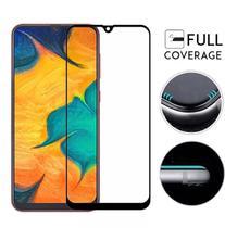 Película De Vidro Anti risco 3D 5D 9D Full Samsung Galaxy A20 A30 A50 M30 M31 A30S - Dv Acessorios