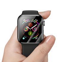 Pelicula de Vidro Compativel com smartwatch 38 40 42 e 44mm -