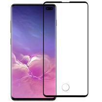 Película de Vidro Curva Samsung Galaxy S10 Plus 6.4 pol SM-G975 - Premium