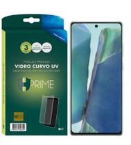 Película De Vidro Curvo Uv HPrime Samsung Galaxy Note 20 6.7 -