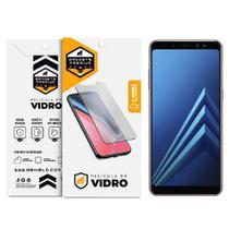 Película de vidro Dupla para Samsung Galaxy A8  Gshield -
